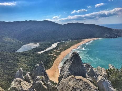 Trilha Lagoinha do Leste Florianópolis