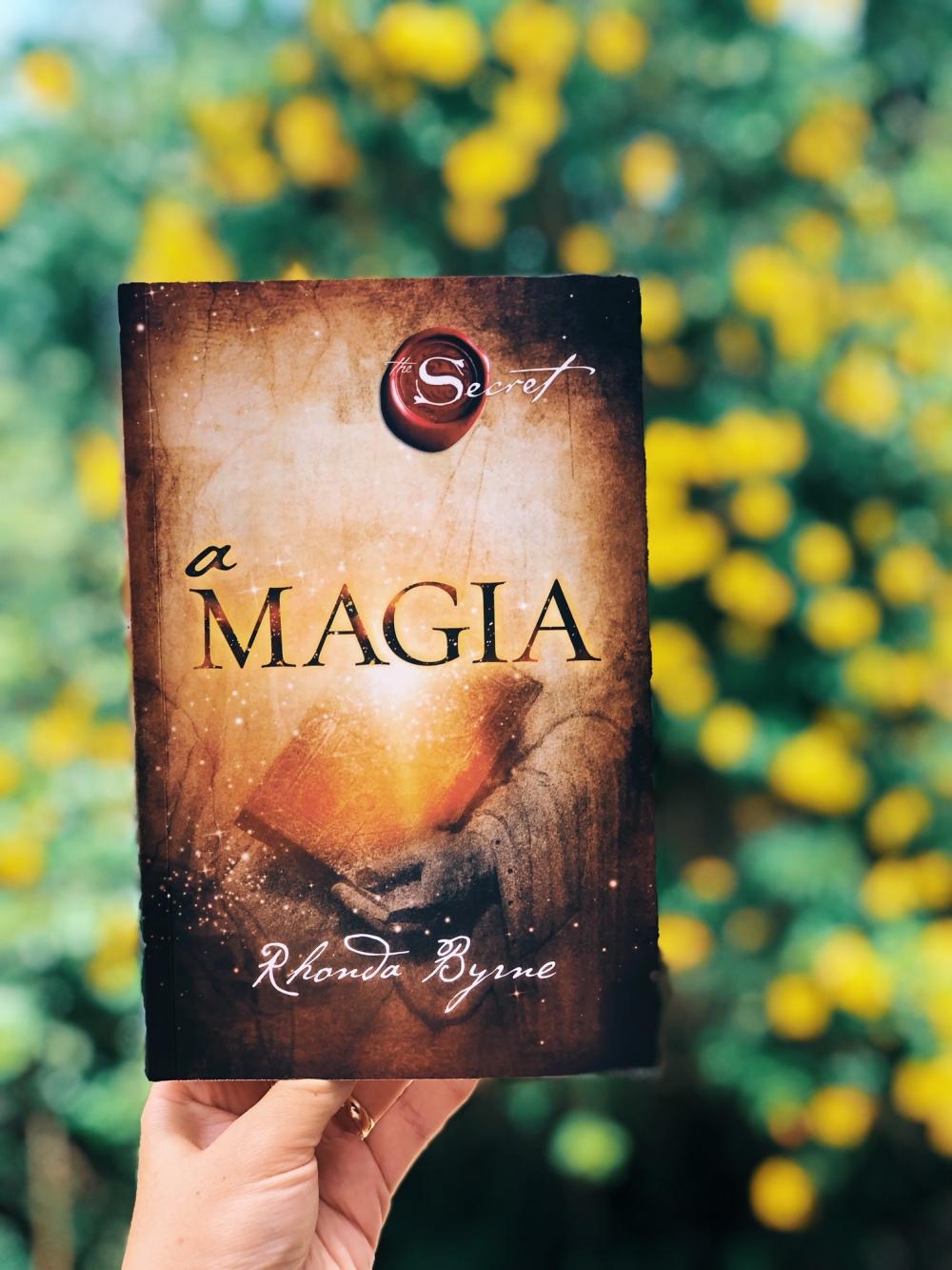 A Magia de Rhanda Byrne